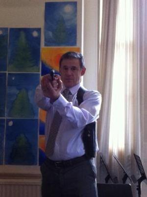 2010 On the set of Mercenaries · By: John Doe