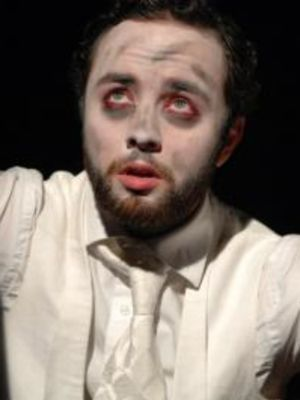 2010 Old man (Dr Faustus) · By: Thomas Scurr