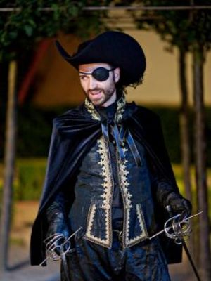 As Rochefort in The Three Musketeers