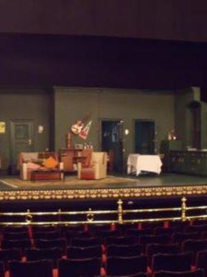 'Big Fellah' at the Dublin Gaiety Theatre
