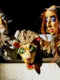 Midsummer's Night Dream hand puppets · By: Elyse Marks