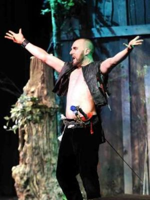 "2011 Mercutio in ""Romeo & Juliet"" for Page-2-Stage · By: Mike Johnson"