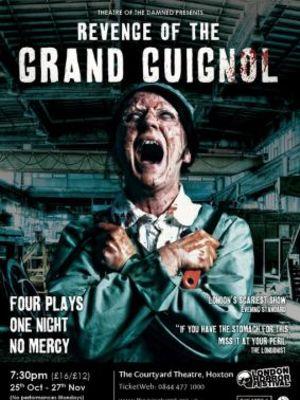 Revenge of the Grand Guignol Poster