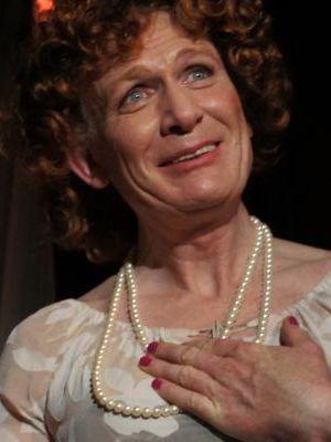 2010 Felix Pring as Manuela in 'Love in the Insecurity Zone' · By: Joel Horowitz