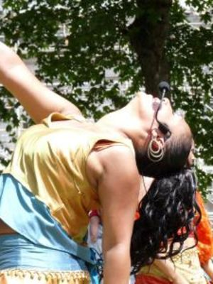 Chutney at the Greenwich Festival · By: Michael Redston
