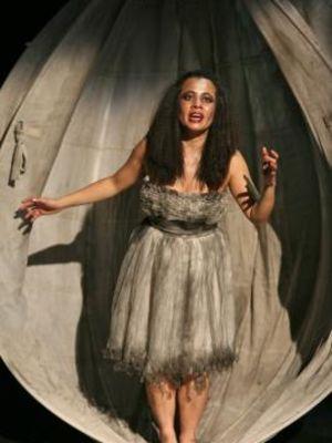 Maya Sapone as Lua in The Moonflower
