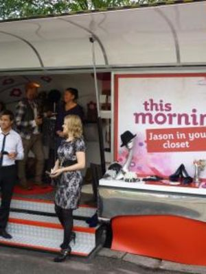 2010 'Jason In Your Closet' OB for This Morning · By: Rebecca Morton