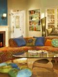 2009 Colorful Livingroom · By: Steve Wayda