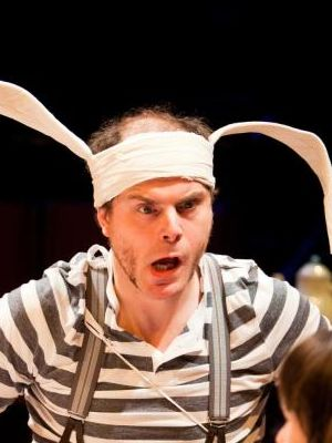 2011 Mad March Hare · By: Andrew Billington