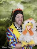 """2011 Simple Simon in """"Jack & The Beanstalk"""" (Lowther Pavilion) · By: Mike Johnson"""
