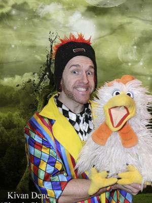 """Simple Simon in """"Jack & The Beanstalk"""" (Lowther Pavilion)"""