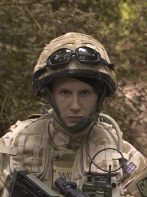 Lt. Rob Woodley