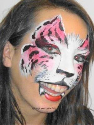 Face painting · By: OWN