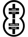 The TAKE THAT Tribute Tour Logo