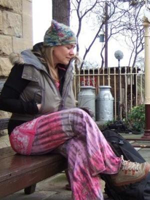 2012 Filming 'Stuck' · By: Jonathan Spooner