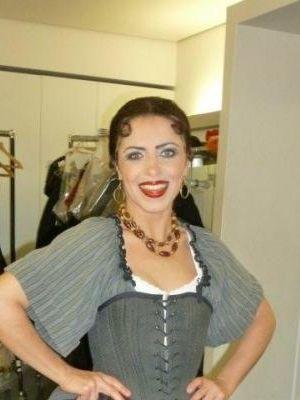 2012 Gypsy in La Traviata ROH · By: Sarah-Jane Attard