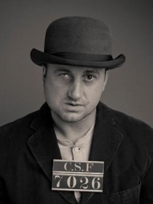 2012 1950 s Gangster photo shoot · By: Nick Dolding