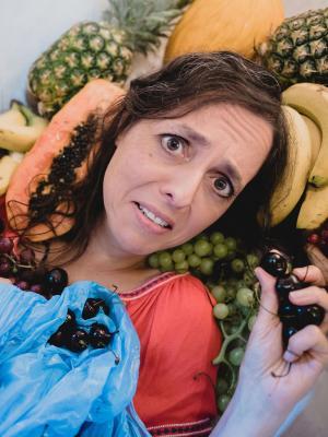 Publicity photo for 'Fruit'