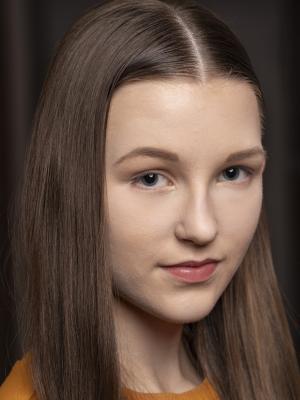 Abigail Forster, Child Actor