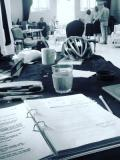 Cherry orchard rehearsal room and prompt copy · By: A Evans