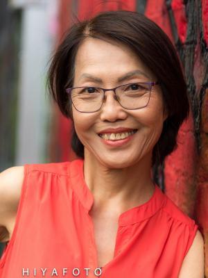 Lynda Lim aka Zhang