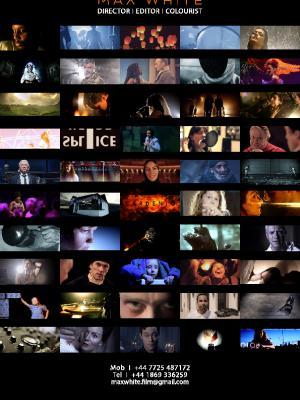 2019 Max White Director/Editor/Colourist · By: Max White