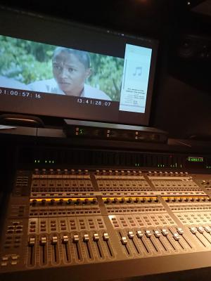 2019 Post Sound Mixer · By: Adrienne Ford-Wesley