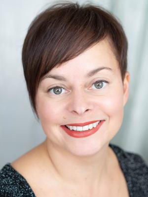 2019 Anya Sayadian smiling · By: Gemma Turnbull