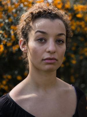2019 Risha Silvera · By: Antonia Atwood