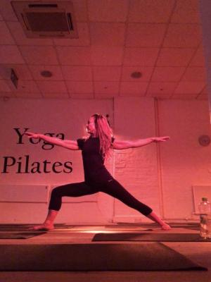 2019 Yoga · By: Charley symes