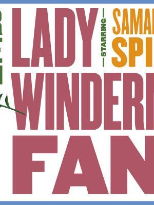 Lady Windermere's Fan · By: PK