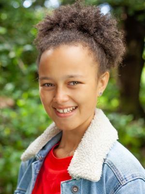 Jasmin ashleigh Horton, Child Actor