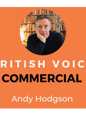 2019 Andy Hodgson Commerical Voice Over · By: Andy Hodgson