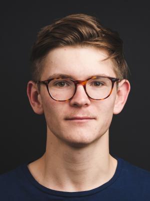 2018 Headshot taken in Aug 2018 · By: Alex Tran