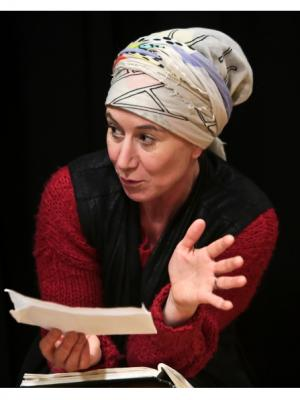 2018 Mother Courage · By: Linda Carter