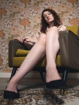 2019 Portrait photography: Niamh Handley-Vaughan · By: Christoph Ashok