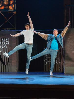 2018 West Side Story 2018 *As Action, on the left* · By: Russel Batchelor