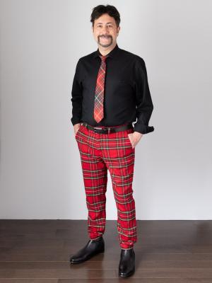 Doug MacDougall, Scottish/Canadian Actor · By: Rita Zietsma