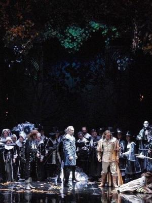 "2011 Costume assistant Opera ""I puritani"" Bellini/ Buenos Aires, Argentina · By: Laura Eznura"
