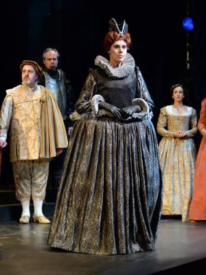 Mary Stuart, Oxford Playhouse · By: George Riddell
