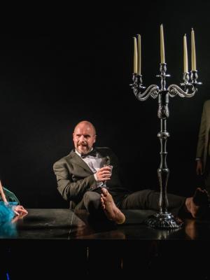 Tis Pity She's A Whore, Tristan Bates Theatre · By: Adam Trigg