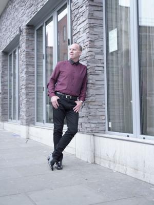 Outdoor shoot in London