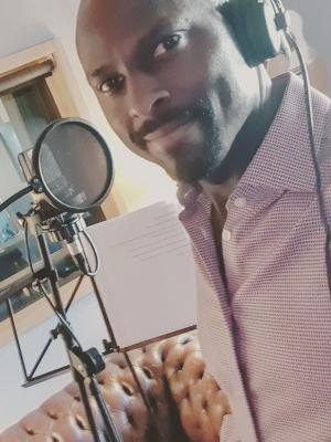 2019 Anthony Rock in studio · By: Anthony Rock