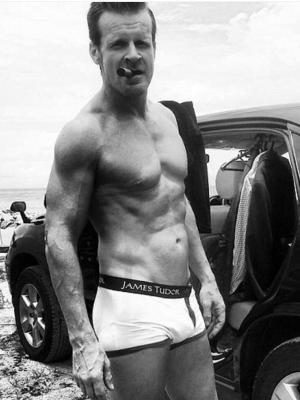 Marco robinson cigar nude beach underwear