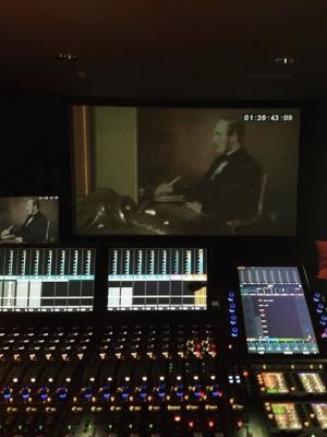 Working on a Documentary via the AVID S6