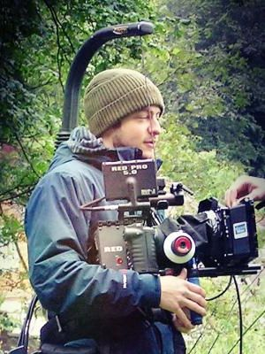 "2012 Phil Moreton on set of ""Nature Trail"" · By: Phil Moreton"