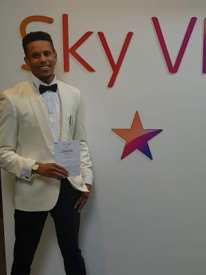 2019 Sky VIP presenter · By: Photographer