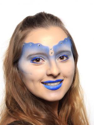 2017 Airbrush - Mermaid Princess