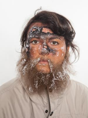 2017 SFX Makeup - Mountaineer with 3rd Degree Burns