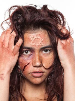 2017 SFX Makeup - Torture Victim